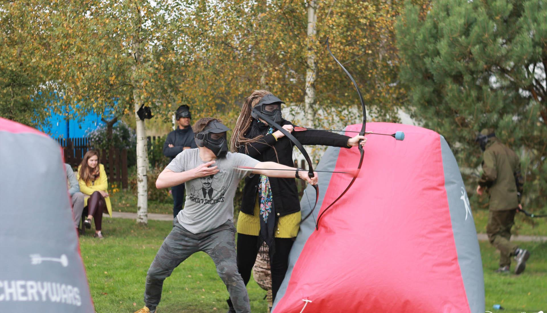 аричери таг archerywars